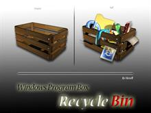 Windows Program Box Recycle Bin