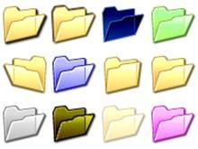 Win Folders Effects