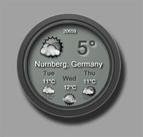 Webics1 Weather