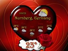 Cloud Valentine Weather