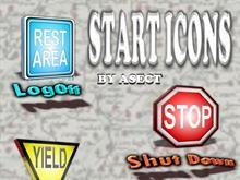 Start Icons