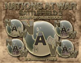 Nations At War Battlefield 2 for OD