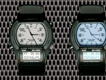 ADS CLOCK Casio
