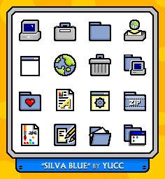 Silva Blue