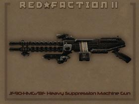 RedFaction WEP HMG