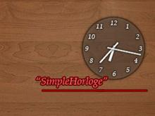 SimpleHorloge