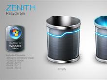 Zenith recycle bin
