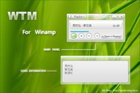 WTM for Winamp