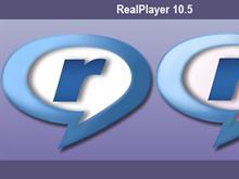 RealPlayer 10.5