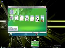 Windows Vista 5270 Solitaire
