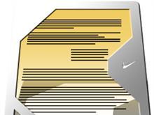 Nike Metal Folder