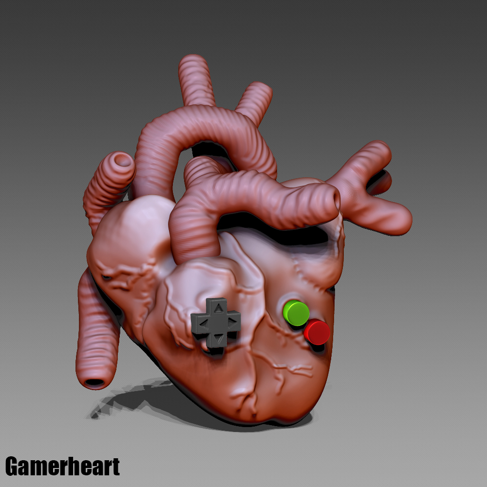 Gamerheart