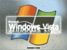 Vista Wet Glass