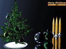 Merry Christmas Boot