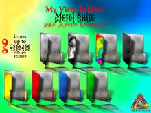 My Vista Folders.Metal Suite.