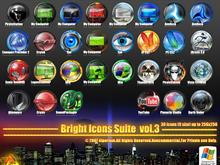 Bright Icons Suite vol.3