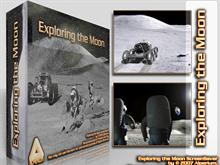 Exploring the Moon ScreenSaver