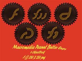 Macromedia Peanut Butter Cups