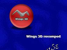Wings 3D revamped