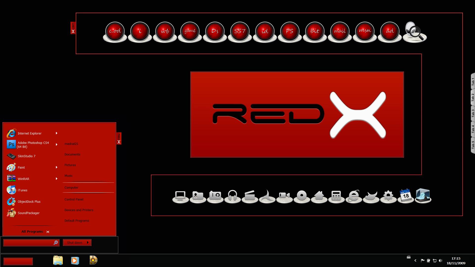 RedX Tab Edition WB