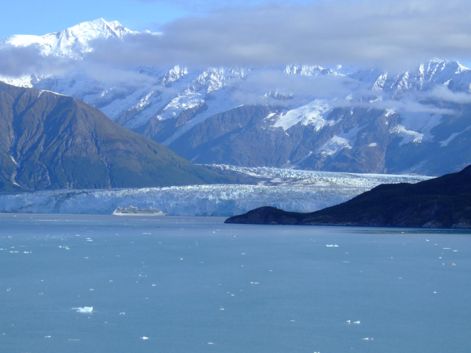 Glacial Ship