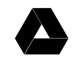 Minimalist Black - Google Drive