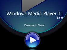Windows Media Player 11 B1
