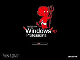 Windows Xp Devil 2