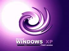 twirl version purple