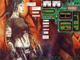 Alienbug Hardware