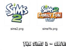 The Sims 2 - Icon Pack