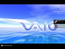 Vaio blue