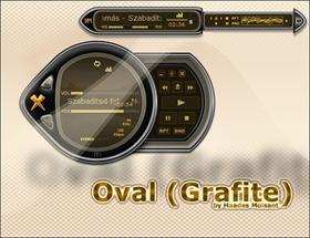 Oval (Grafite)