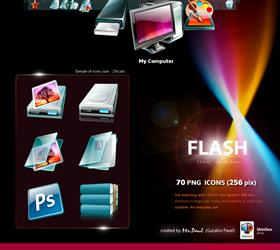 FLASH - LS PNG ICONS