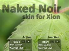 Naked-Noir Xion