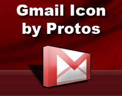 A Cool Gmail Icon