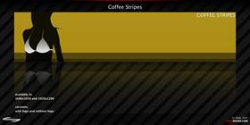Coffee Stripes