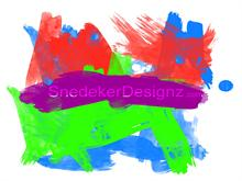 SnedekerDesignz Water Color