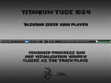 Titanium Tube 1024