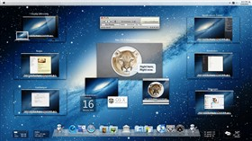Mac OS X Mtn Lion 