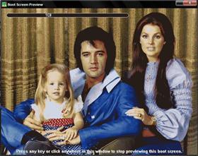 Elvis & Family