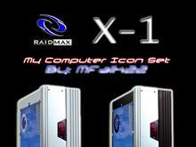 Raidmax X-1 My Computer Icons
