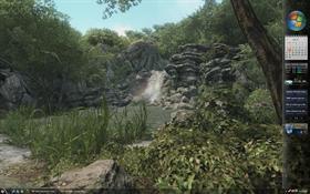 Crysis Waterfall Dreamscene v2