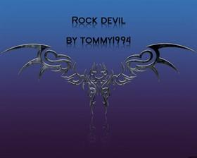 Rock devil