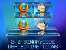 2.0 BinaryCode Icons