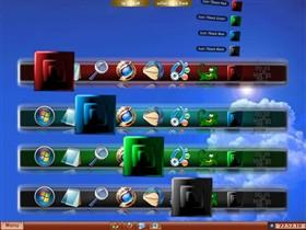 se7en Stack docklet icons