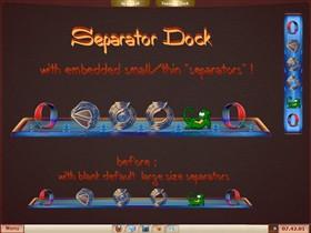 Separator Dock