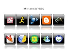 iPhone inspired Pack #2