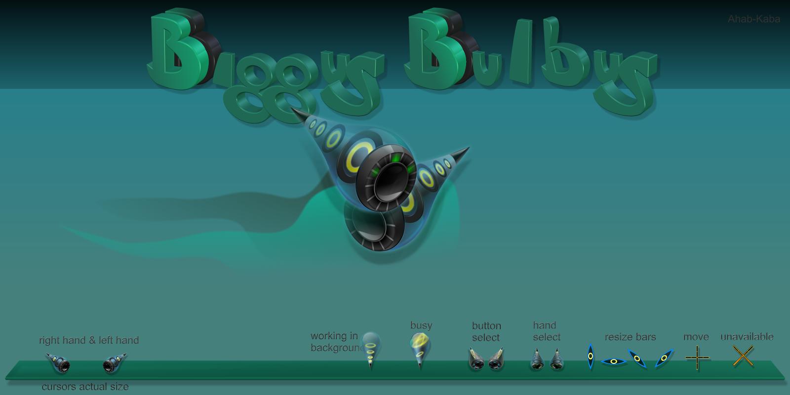 Biggus bulbus