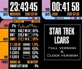Star Trek LCARS